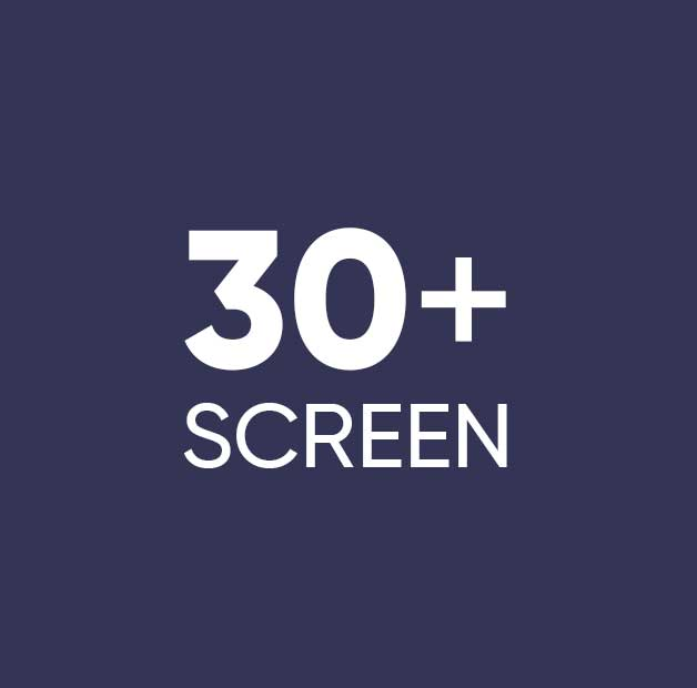 30 plus screen