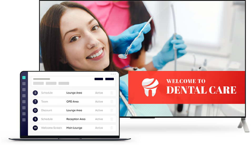dental clinic signage designs